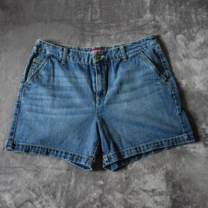 Merona Jean Shorts Sz 12